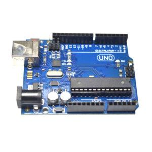Arduino Uno – ATMEGA328 MCU, 6ANALOGUE I/P, 6PWM OUTPUT