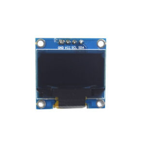 0.96 INCH 4PIN I2C OLED DISPLAY MODULE FOR ARDUINO WHITE COLOUR