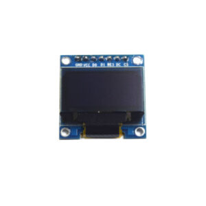 0.96″ OLED Display Module – SPI/I2C – 128×64 – 7 Pin (White)