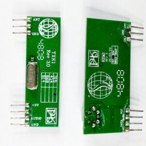 315 Mhz Wireless Module for Arm & MCU