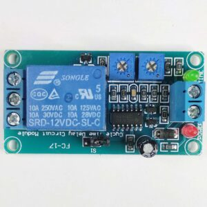 12 VDC Cycle Timer