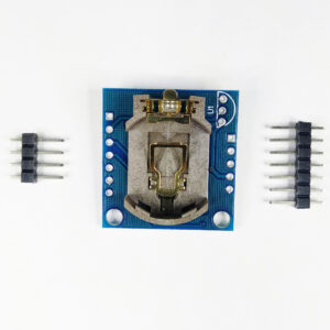DS1302 RTC with I2C