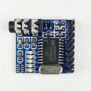 DTMF Module using CM8870