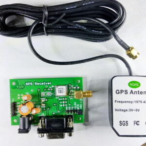SIM 28 GPS Module with antenna