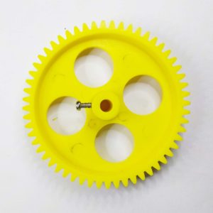 5mm PitchGear 85mm*12mm for 6mm shaft made in Darlin Plastic