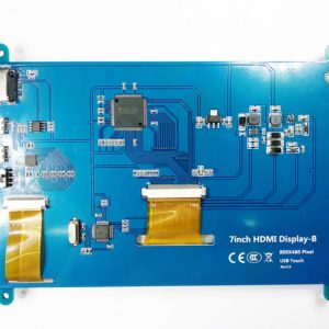 7″ TFT LCD Raspberry Pi